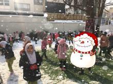 <p>خداروشکر امروز برف آمد چون یلدا کوچولو دعا کرده بود .۹۶/۱۱/۱۲</p><p>&nbsp;</p><p>&nbsp;</p>